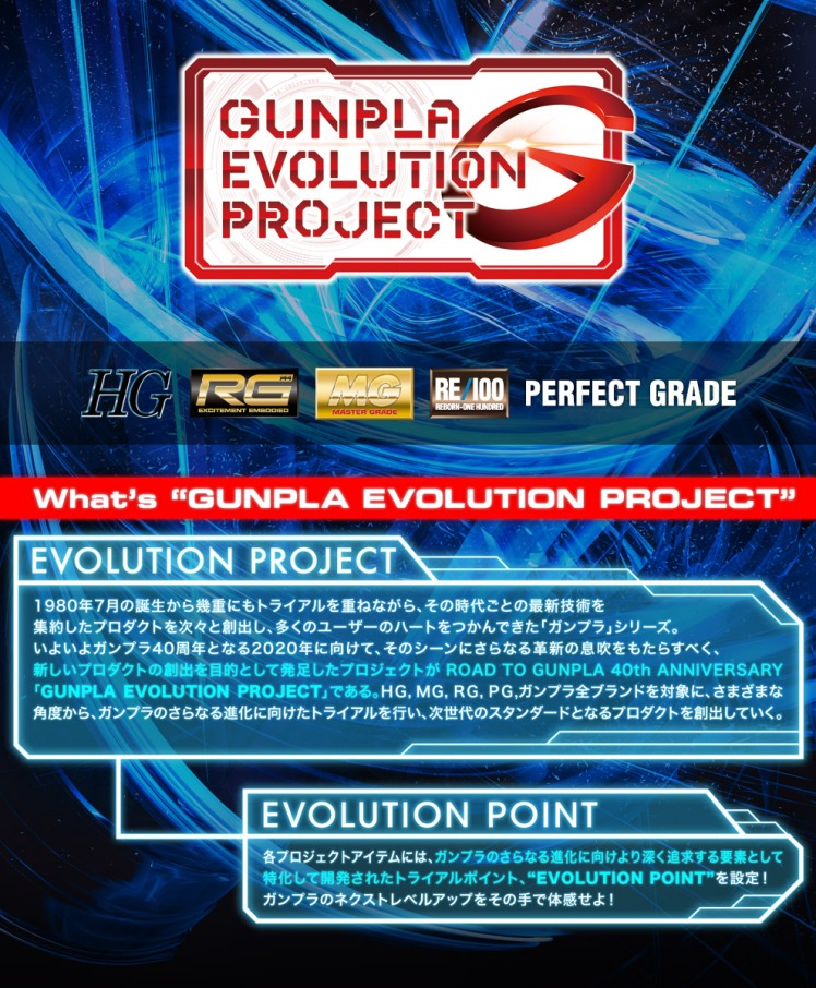 gunpla-evolution-project