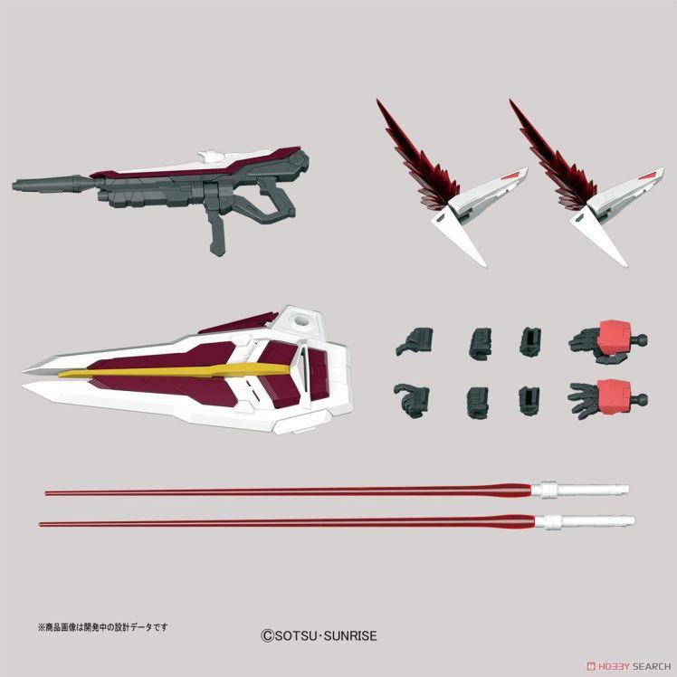 Weapons and manupulators set