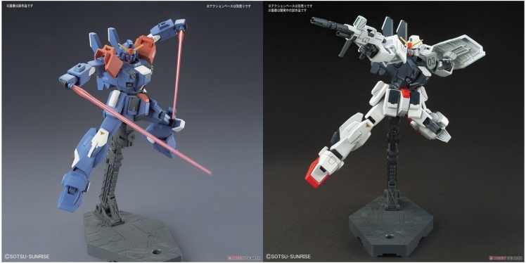 Blue Destiny Unit 2 & 3