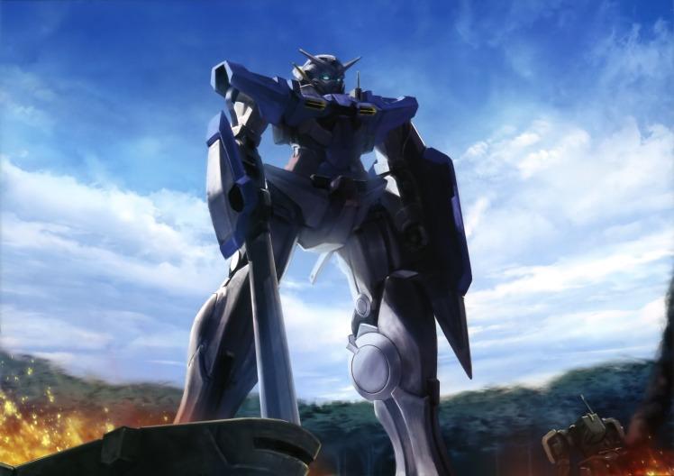 Gundam_Exia_Targets_Destroyed