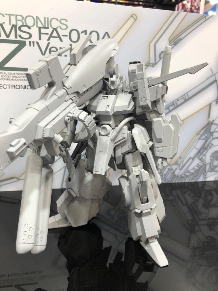 MG FAZZ All Japan Model and Hobby Show 2019