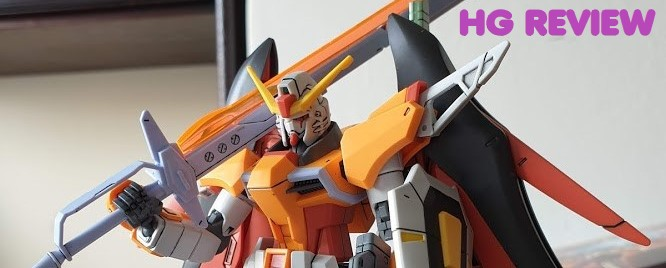 ZGMF-X42S-REVOLUTION Destiny Gundam Heine Westenfluss Custom (HGCE) REVIEW