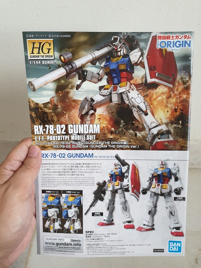hg origins grandpa's beautiful front page