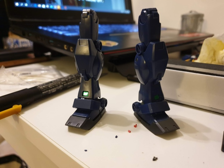 HG Hazel's very nice looking legs
