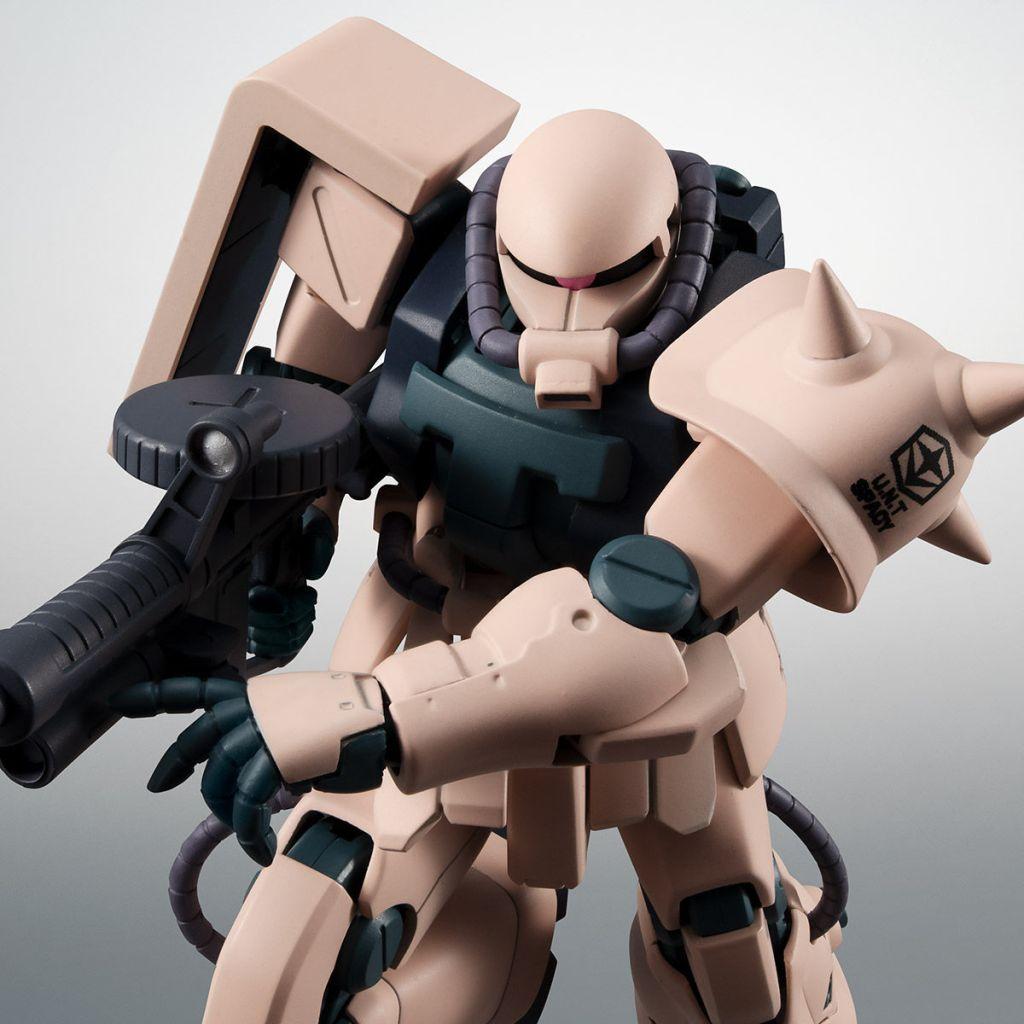 Robot Spirits <SIDE MS> MS-06F-2 Zaku II F2 EFSF Version Ver.A.N.I.M.E