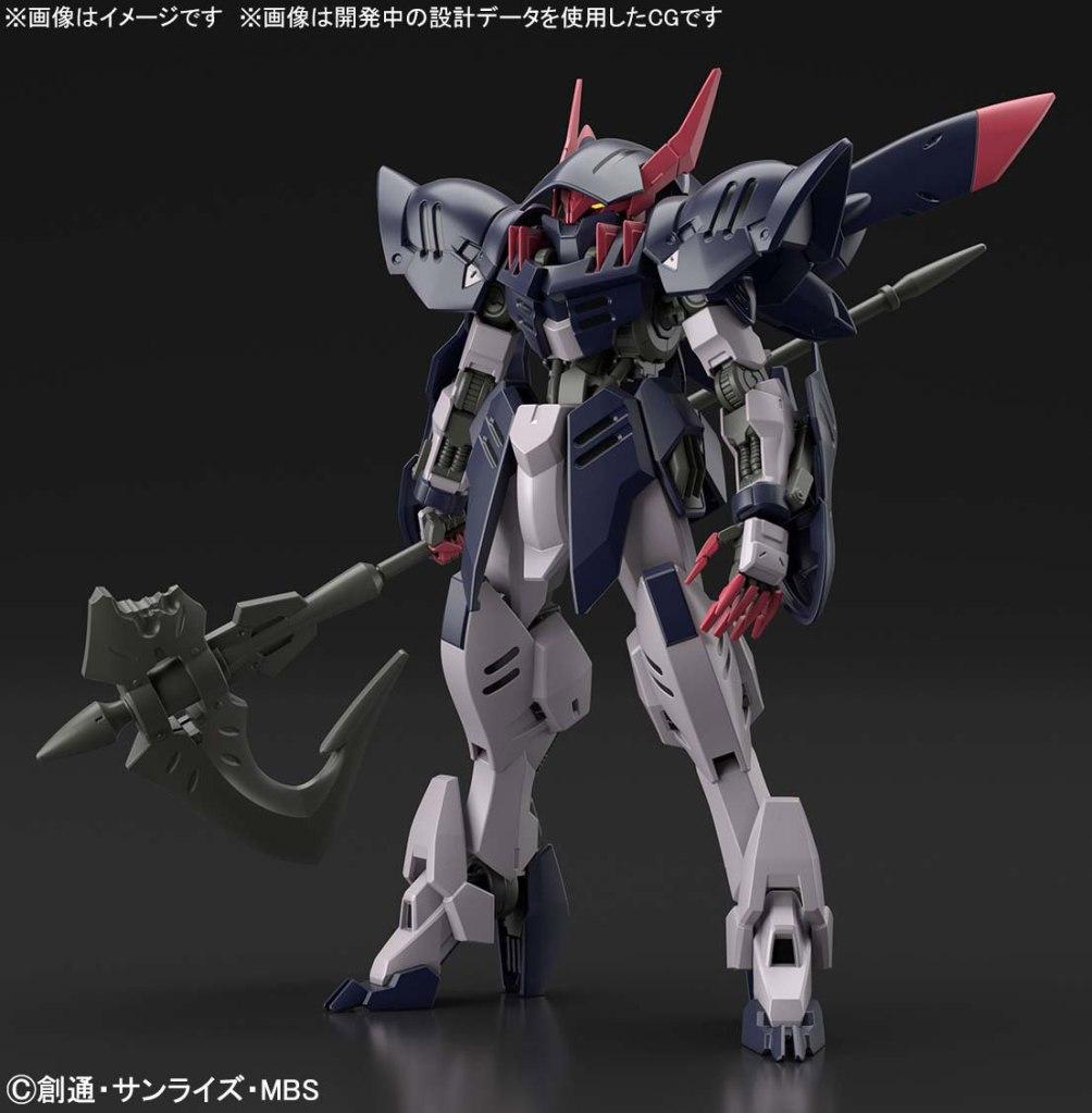 HG 1/144 AS-G-56 Gundam Gremory (HGIBO)