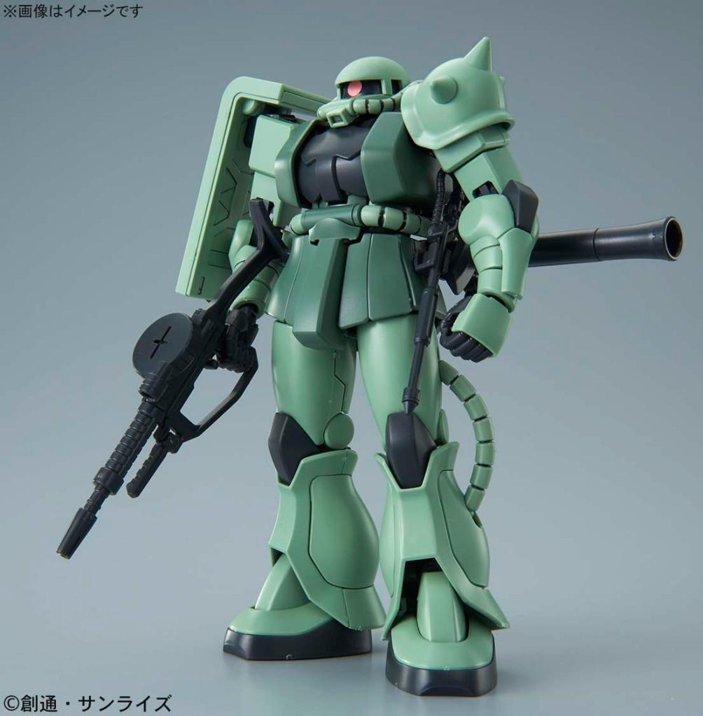 HG 1/144 MS-06 Zaku II (HGUC)