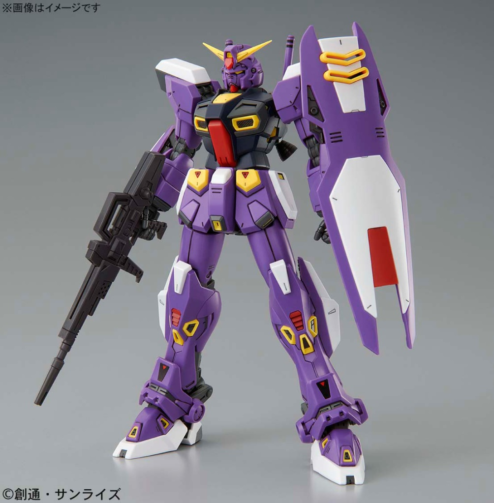 MG 1/100 F90 Gundam F90 Unit 02 (MG)