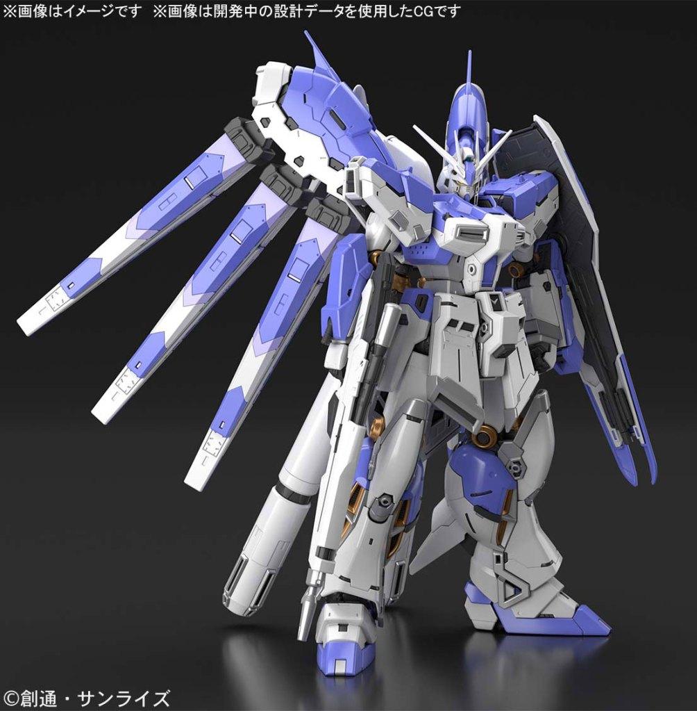 RG 1/144 RX-93-v2 Hi-v Gundam (RG)